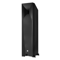 Studio 580 - Black - Professional-quality 200-watt Floorstanding Speaker - Hero