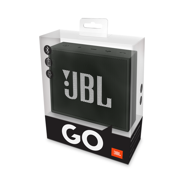 JBL Go - What's in the Box