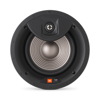 "Studio 2 8IC - Black - Premium In-Ceiling Loudspeaker with 8"" Woofer - Hero"