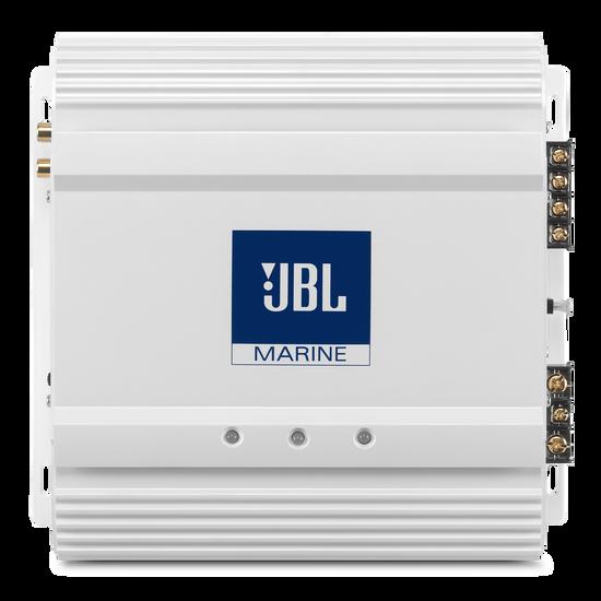 MA 6002 - White - 2-Channel Full-Range Marine Amplifier (60x2) - Hero
