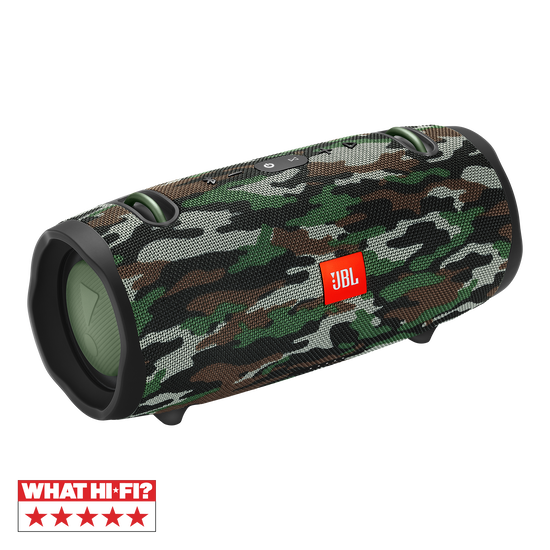 JBL Xtreme 2 - Squad - Portable Bluetooth Speaker - Hero