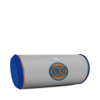 JBL Flip 2 NBA Edition - Knicks - Orange - Portable Bluetooth Speaker with Microphone & USB Charging - Hero