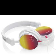 ROXY ON-EAR - Orange / White - High-output on-ear headphones - Hero