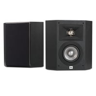 Studio 210 - Black - Stylish 2-way 4 inch Surround Speakers - Hero