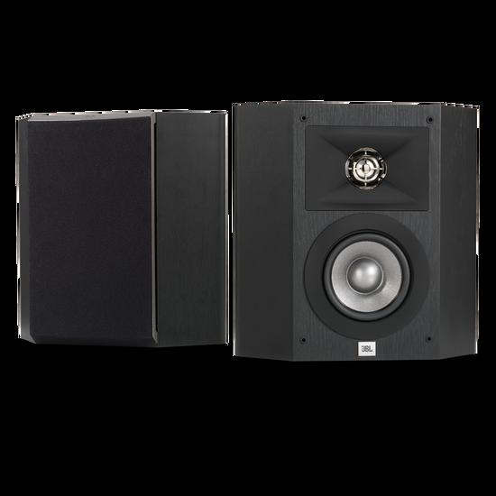 Studio 210 - Black - Stylish 2-way 4 inch Surround Speakers - Hero