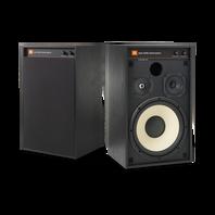 4312G - Black - 12-inch (300mm) 3-way Studio Monitor Bookshelf Loudspeaker - Hero