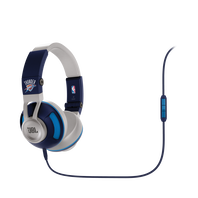 Synchros S300 NBA Edition - Thunder - Blue - Stylish Synchros on-ear stereo headphone - Hero