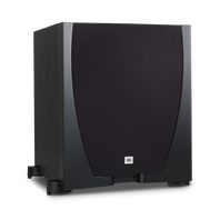 SUB 560P - Black - 400W, 12-inch powered subwoofer - Hero