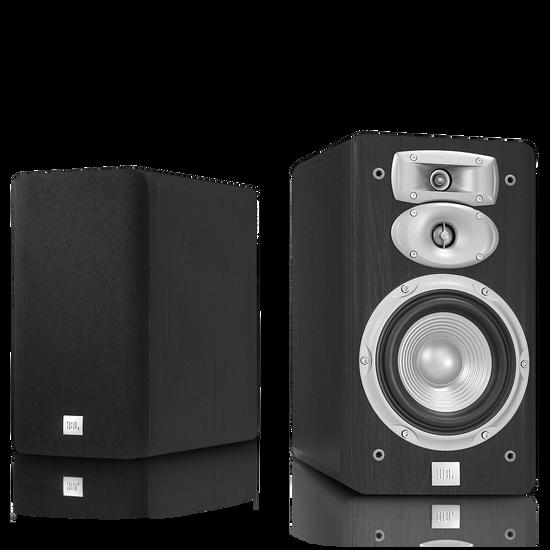STUDIO L830 - Black - 3-Way 6 inch (150mm) Bookshelf Speaker - Hero