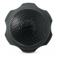 POWER P26T - Black - 1 inch (25mm) High-bandwidth edge-driven textile dome tweeter with I-Mount. - Hero