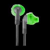 Inspire 100 Vivid - Green - In-the-ear, sport earphones feature TwistLock® Technology - Hero