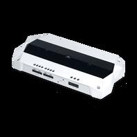 JBL Marine MA704 - White Matte - Multi-element high-performance, 4-channel amplifier - Hero