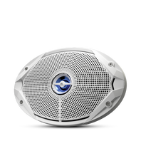 "MS 9520 - White - 6"" x 9"" coaxial, 300 W Marine Speaker - Hero"