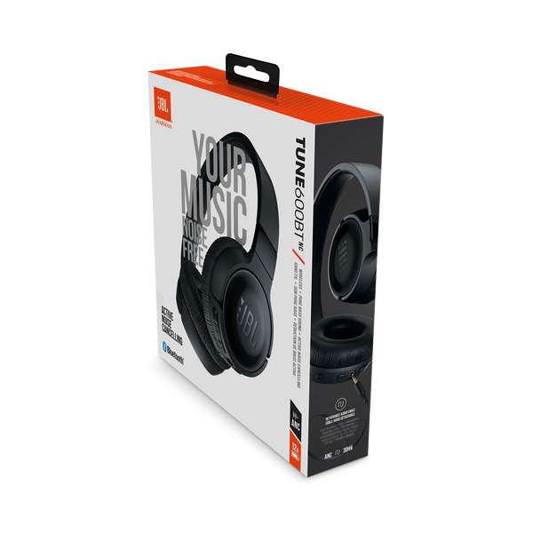 JBL TUNE 600BTNC - What's in the Box