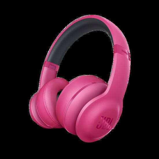 JBL®  Everest™ 300 - Pink - On-ear Wireless Headphones - Hero