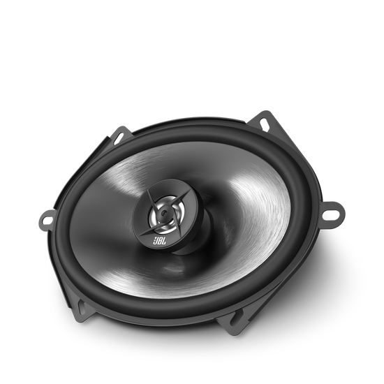 Stage 8602 - Black - Series of affordable coaxial and component speakers - Hero