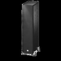 STUDIO L880 - Black - Dual 6 inch 4-Way Floorstanding - Hero
