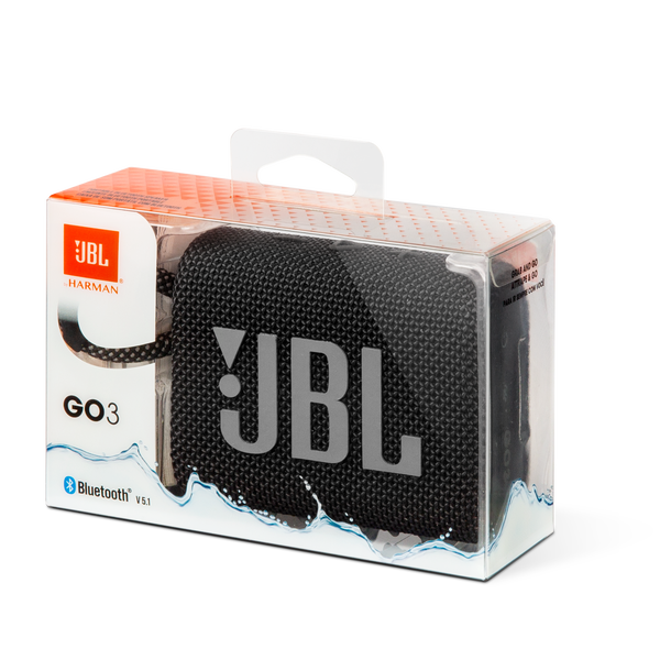 JBL GO 3 - What's in the Box