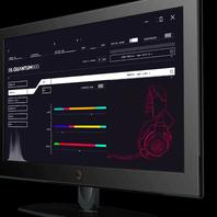 JBL QuantumENGINE - Black - PC software suite for customization - Hero