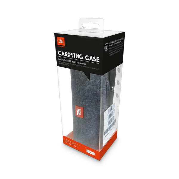 Flip Carrying Case - What's in the Box