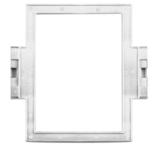 RIF6 - White - In-Wall Speaker Frames for SoundPoint SP6 & HTI6 Speakers - Hero