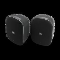 JBL® CONTROL XSTREAM - Black - WIRELESS STEREO SPEAKERS WITH CHROMECAST BUILT-IN - Hero