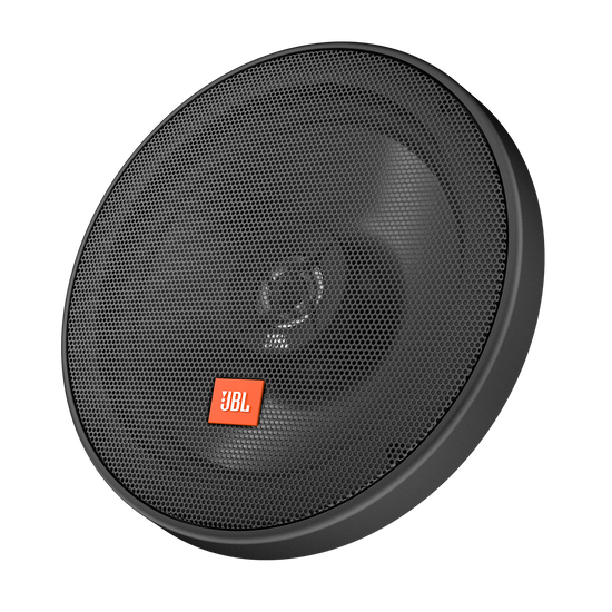 """Stage 602E - Black - 6-1/2"""" (165mm) coaxial car speakers, 135W - Hero"""