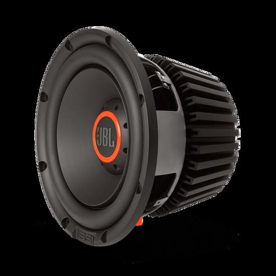 "S3-1224 - Black - 12"" (300mm) high-performance car audio subwoofer - Hero"