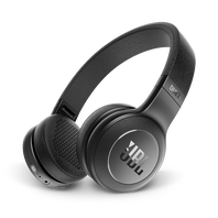 JBL Duet BT - Black - Wireless on-ear headphones - Hero