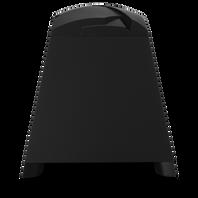 SUB150P - Black - Powerful 300-watt 10 inch Powered Subwoofer - Hero