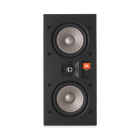 "Studio 2 55IW - Black - Premium In-Wall Loudspeaker with 2 x 5-1/4"" Woofers - Hero"