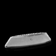 DUET 200 - Silver - High-Performance Stereo Loudspeaker - Hero