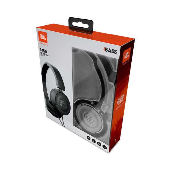 JBL T450 - What's in the Box