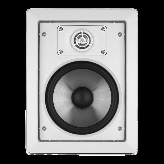 SOUNDPOINT SP 8 II - Black - 2-Way 8 inch In-Wall Speaker - Hero