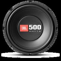 "CS1014 - Black - 500-Watt, 10"" Single-Voice-Coil Subwoofer - Hero"