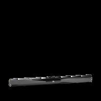 SB300 Center - Black - 100-watt, cinema soundbar - Hero