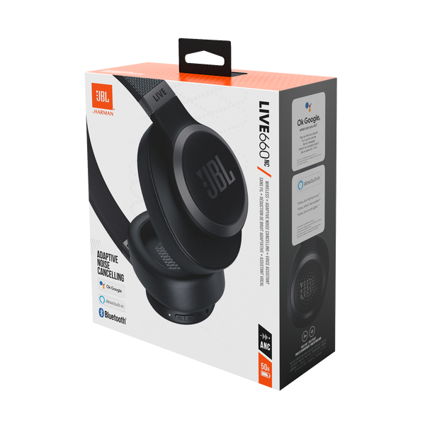 JBL Live 660NC - What's in the Box