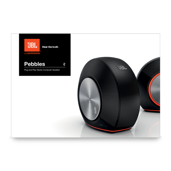 JBL Pebbles - What's in the Box