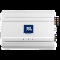 MA 6004 - White - 4-Channel Full-Range Marine Amplifier (60x4) - Hero