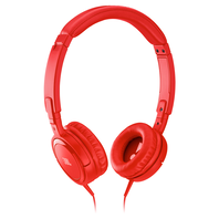 JBL Tempo On-Ear - Red - Hero