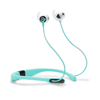 JBL Reflect Fit - Teal - Heart Rate Wireless Headphones - Hero