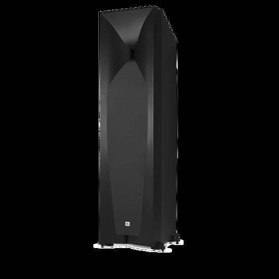 Studio 590 - Black - Professional-quality 250-watt Floorstanding Speaker - Hero