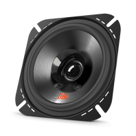 Stage 402 - Black Matte - Series of affordable coaxial and component speakers - Hero