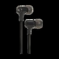 E15 - Black - In-ear headphones - Hero