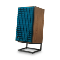 "L100 Classic - Blue - 12"" (300mm) 3-way Bookshelf Loudspeaker - Hero"