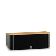 ES 25C - Beech - 3-Way Dual 5.25 inch Center Channel - Hero