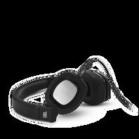 J55 - Black - High-performance On-Ear Headphones with Rotatable Ear-cups - Hero