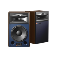 "4429 - Cherry - 12"" (300mm) 3-way, compression-driver monitor loudspeaker - Hero"
