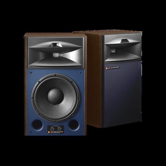 "4429 - Cherry - 12"" (300mm) 3-way, compression-driver monitor loudspeaker - Hero"