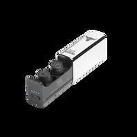 UA Project Rock True Wireless X - Engineered by JBL - Black - Waterproof true wireless sport earbuds - Hero
